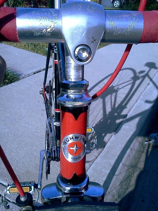 93172f3c702 my Schwinn Super Le Tour - somewhat mysterious - Bike Forums